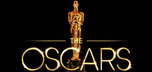 A statue of an Academy Award (Oscar) is pictured.