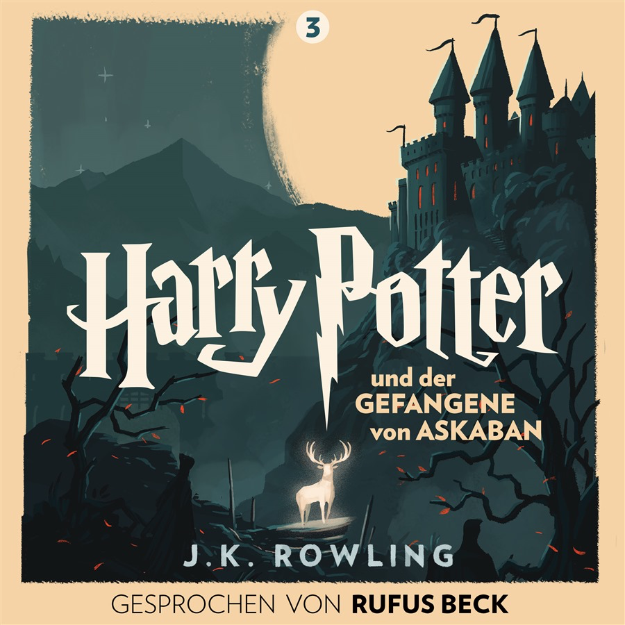 German audiobook cover