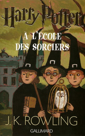 French regular edition cover