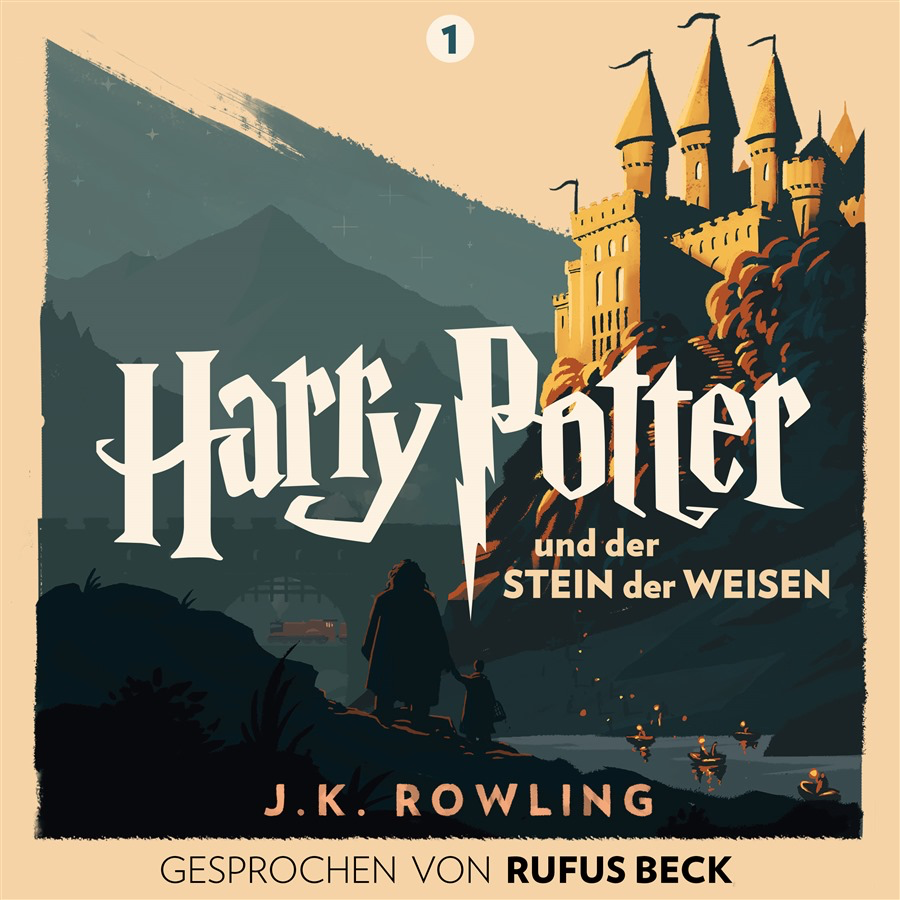 German audiobook cover (2016)
