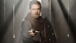 Kenneth Branagh as Macbeth in William Shakespeare's Macbeth