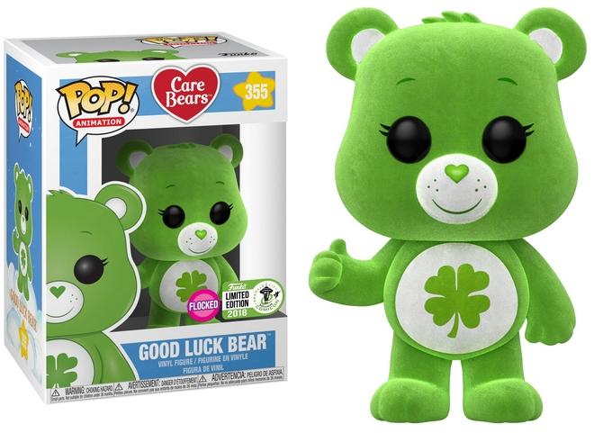 Good Luck Bear ECCC 2018