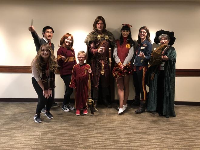 Gryffindor House photo
