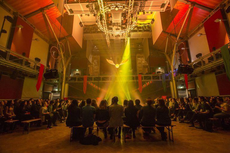 Quidditch World Cup final immersive sound event
