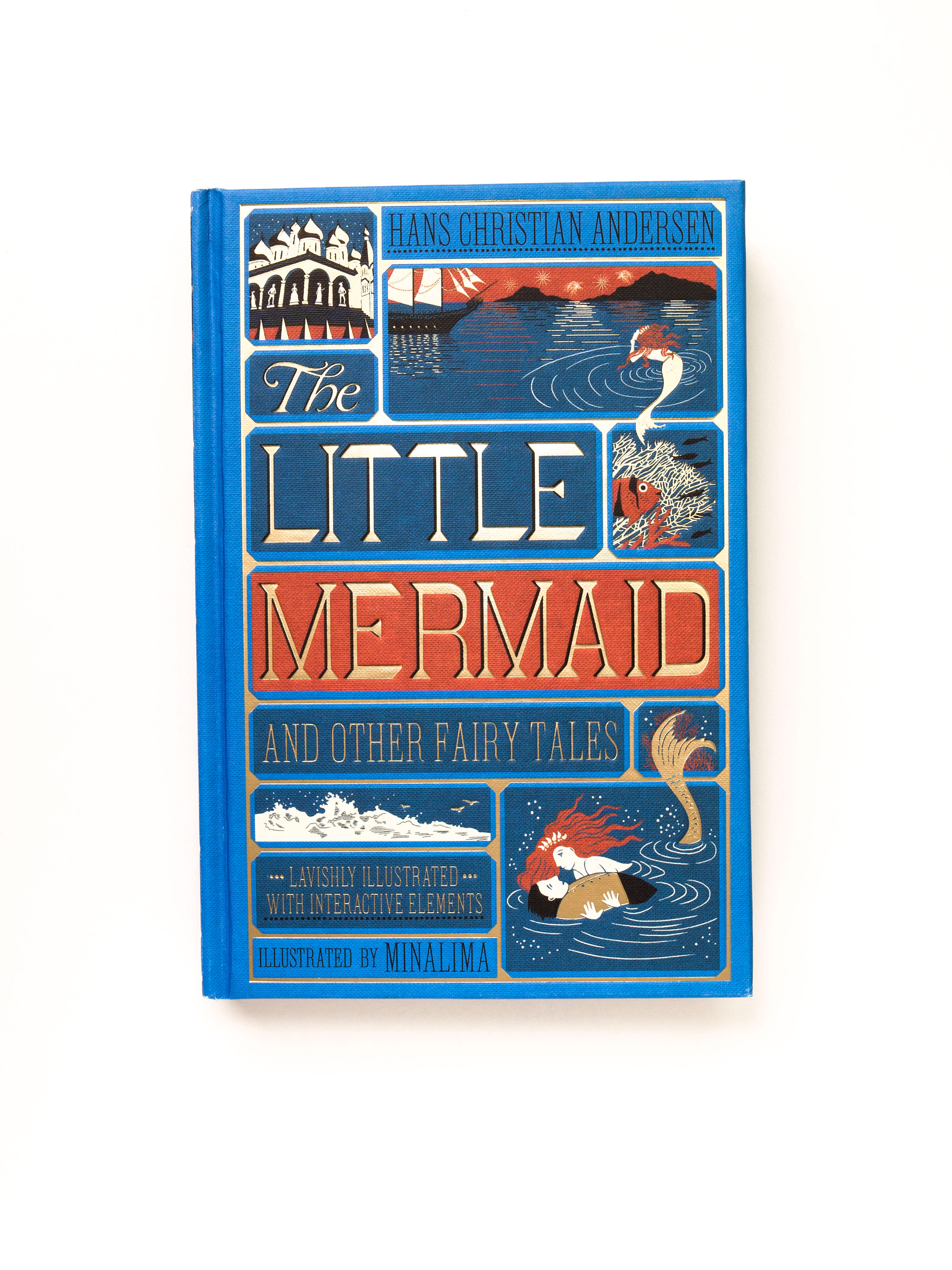 """""""The Little Mermaid"""" cover"""