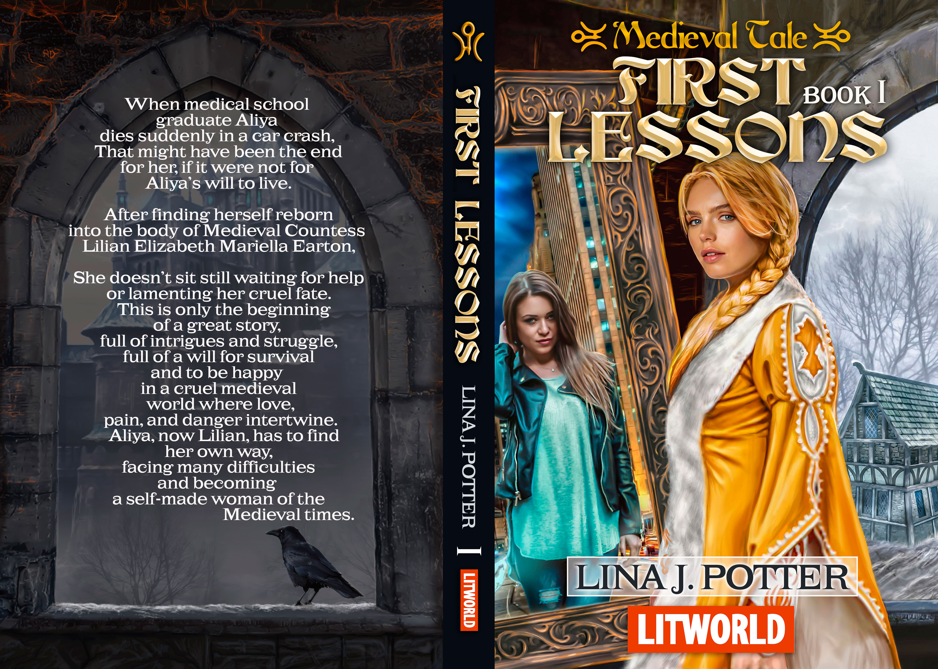 Medieval Tale [Book 1]: Medieval Lessons