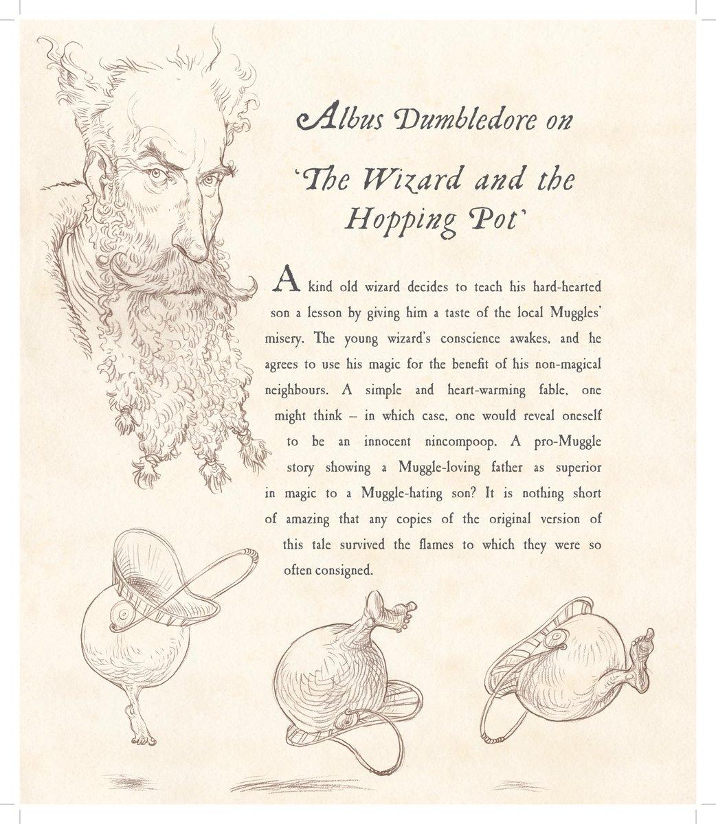 Albus Dumbledore Illustration