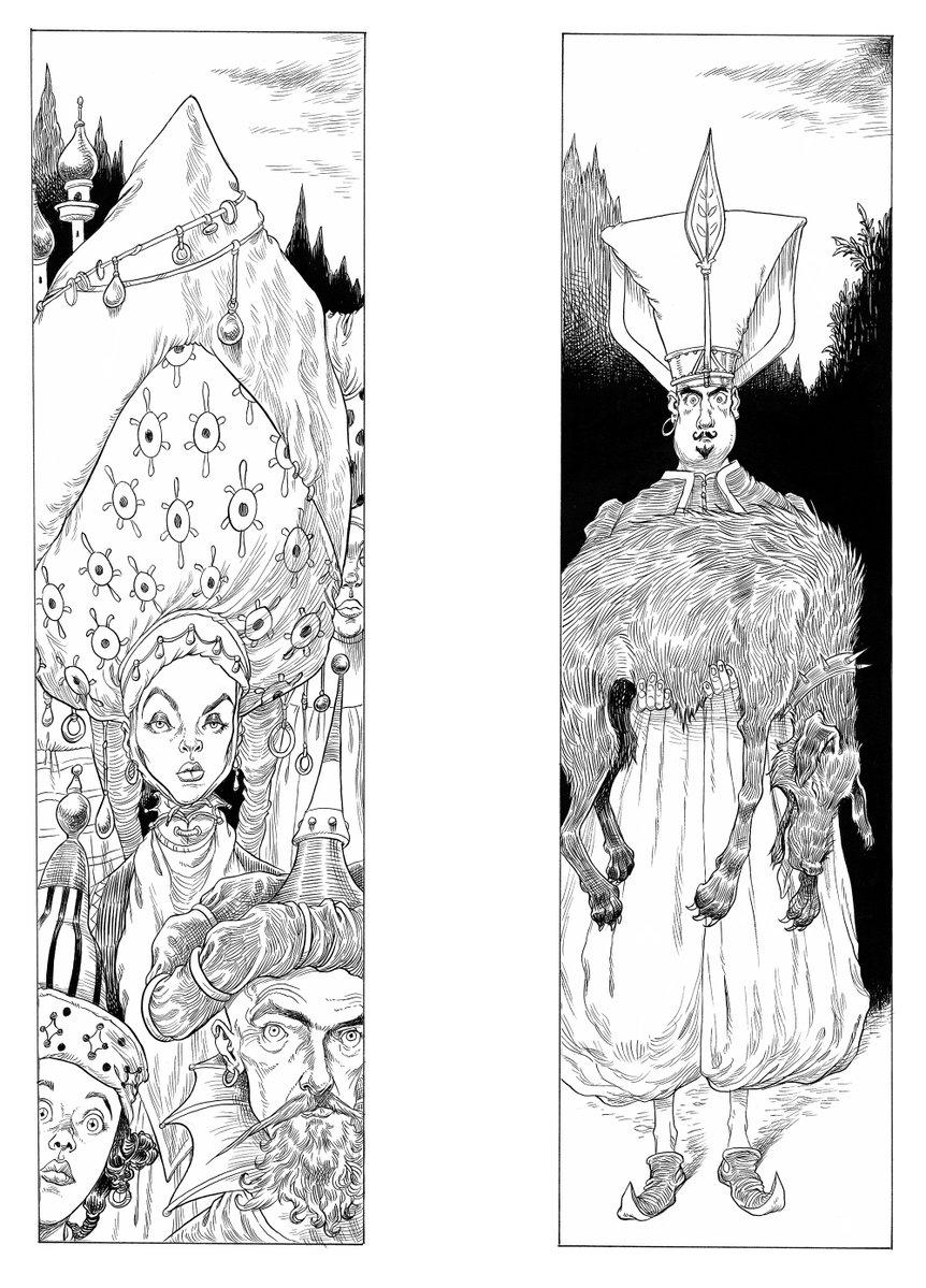 Animagus Illustration