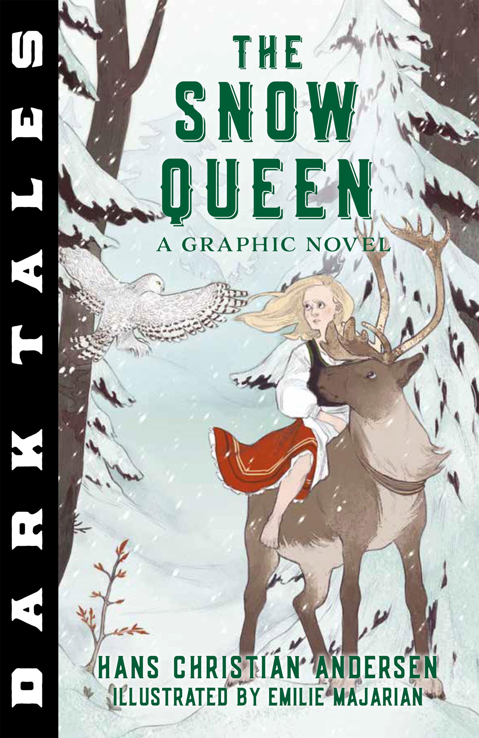 Dark Tales: The Snow Queen