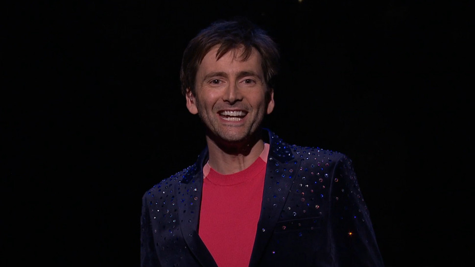 """One highest bidder will take home this very sparkly jacket from """"Shakespeare Live! at the RSC""""."""