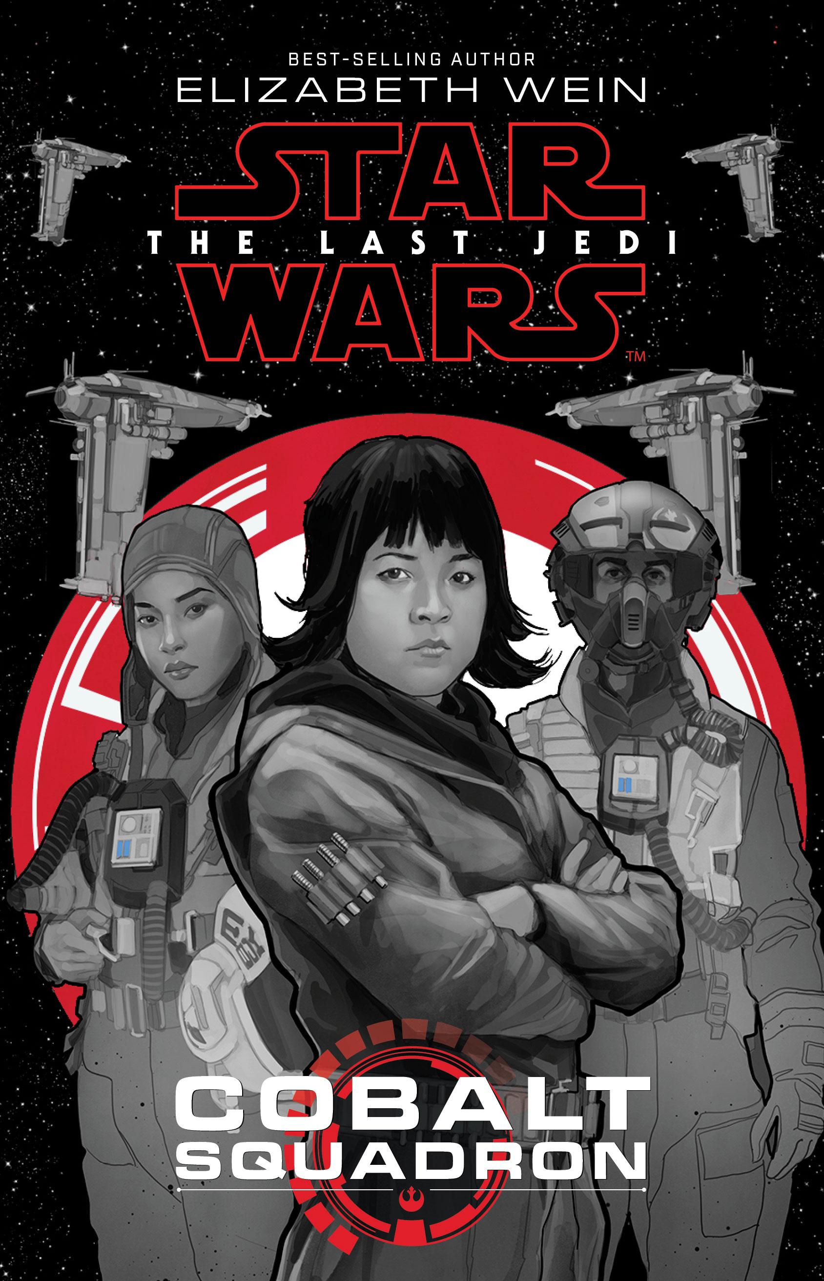 Star Wars: The Last Jedi: Cobalt Squadron