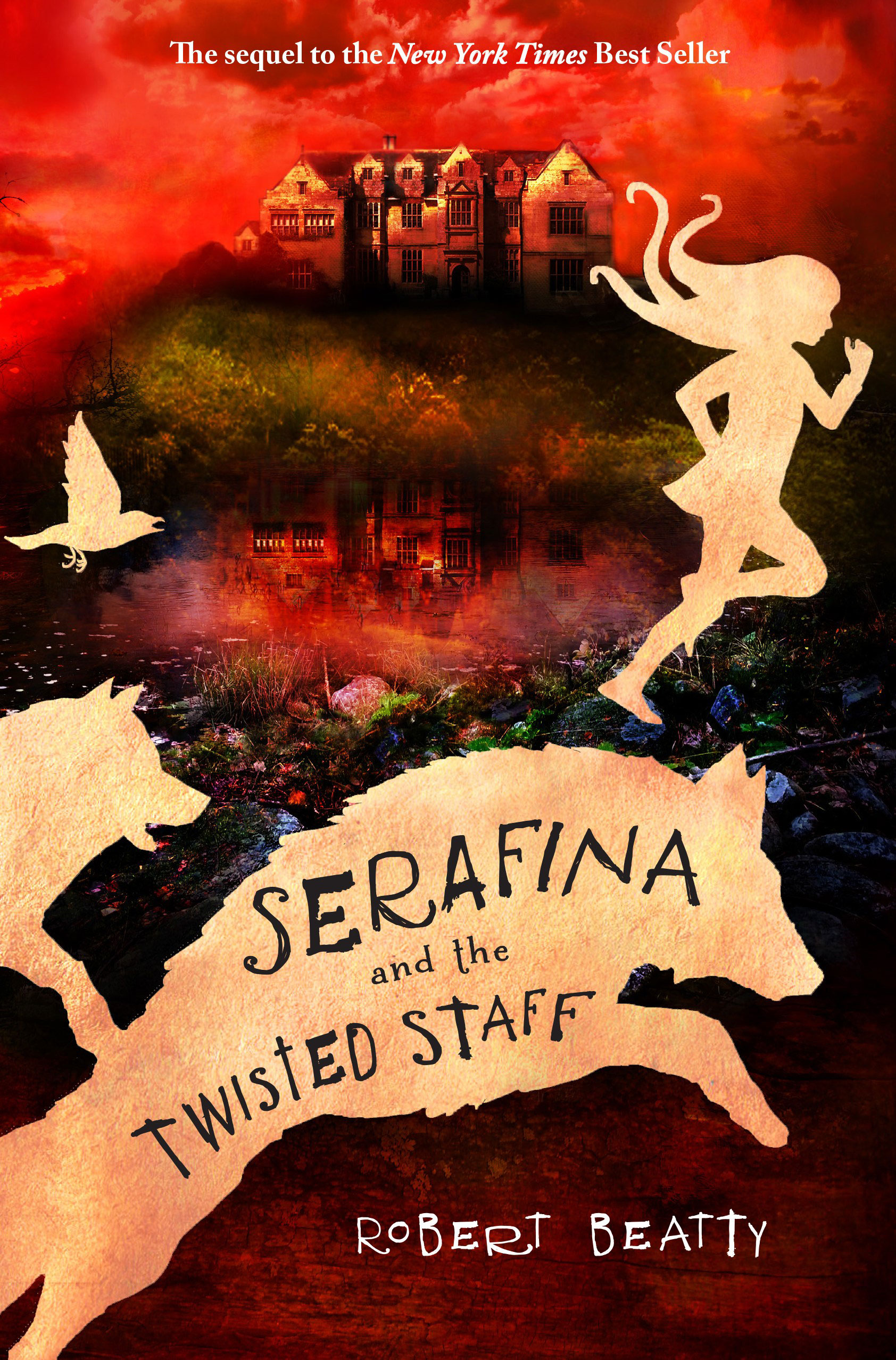 Serafina and the Twisted Staff