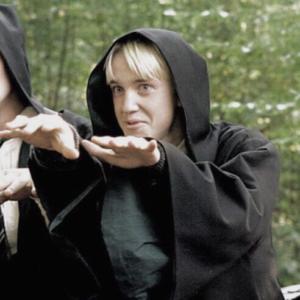 Draco Malfoy as Dementor