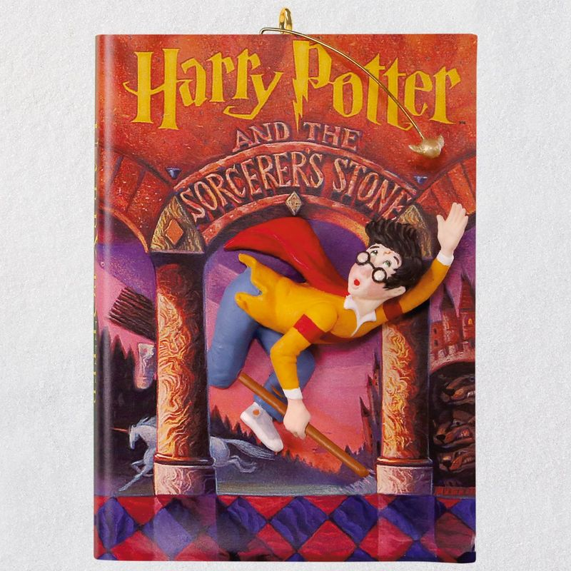 """""""Harry Potter and the Sorcerer's Stone""""™ 20th Anniversary Ornament"""