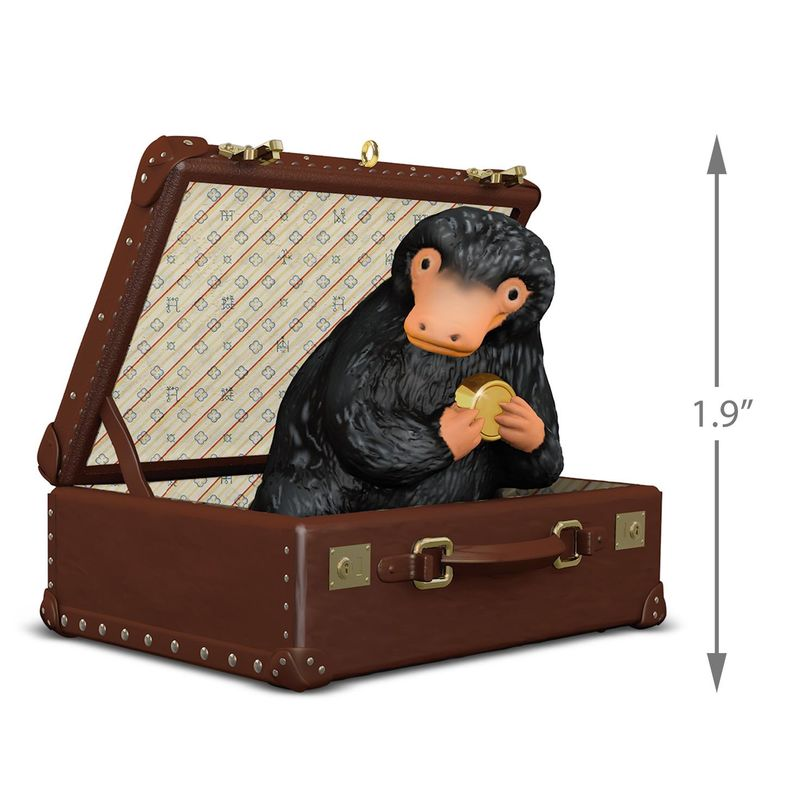 """""""Fantastic Beasts and Where to Find Them""""™ Newt Scamander's™ Niffler™ Ornament"""