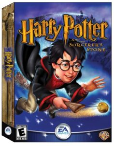 """Harry Potter and the Sorcerer's Stone"" PC Game"