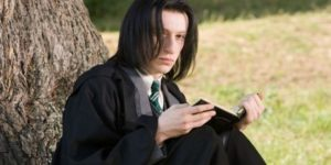 Teenage Severus Snape