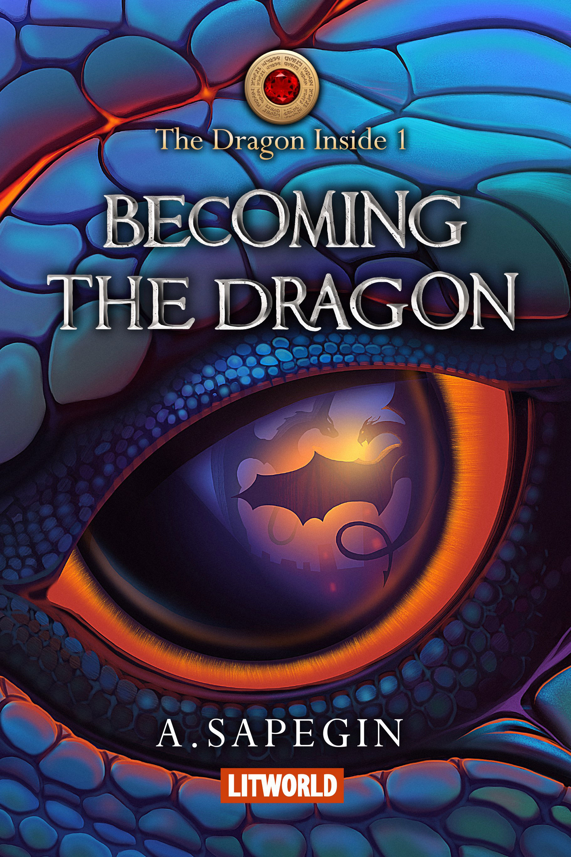 The Dragon Inside 1: Becoming the Dragon