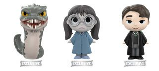 Barnes & Noble-exclusive Mystery Minis