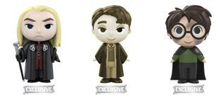 Hot Topic-exclusive Mystery Minis