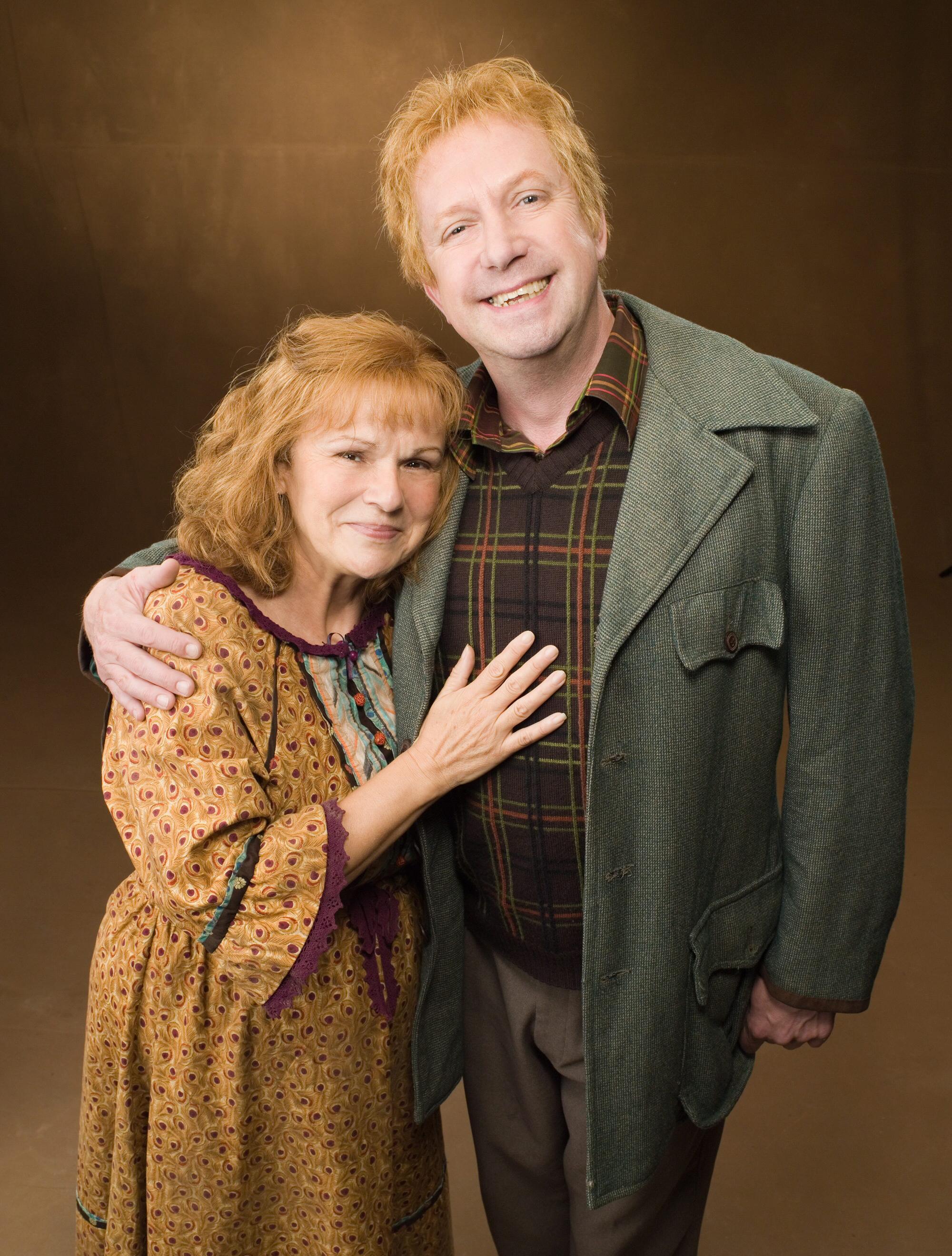 Molly and Arthur