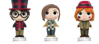 Target-exclusive Mystery Minis