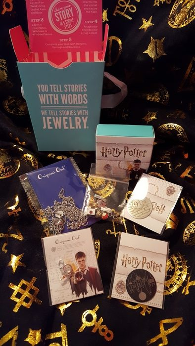 Harry Potter for Origami Owl charms and plates