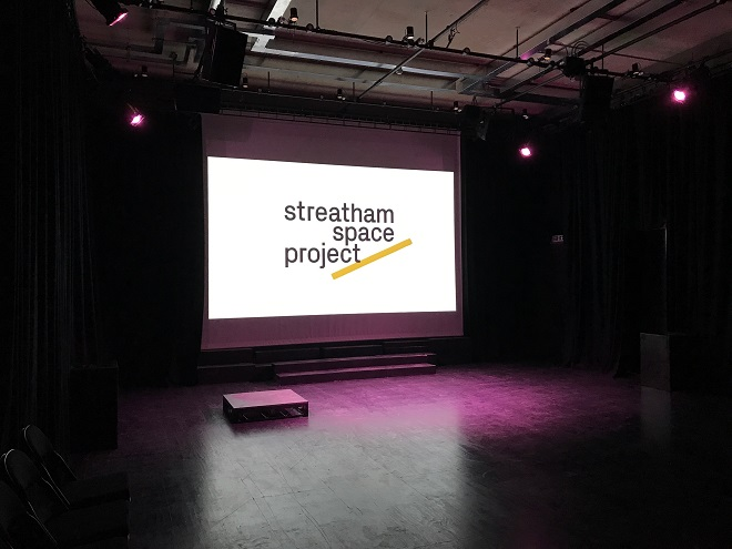 Streatham Space Project auditorium