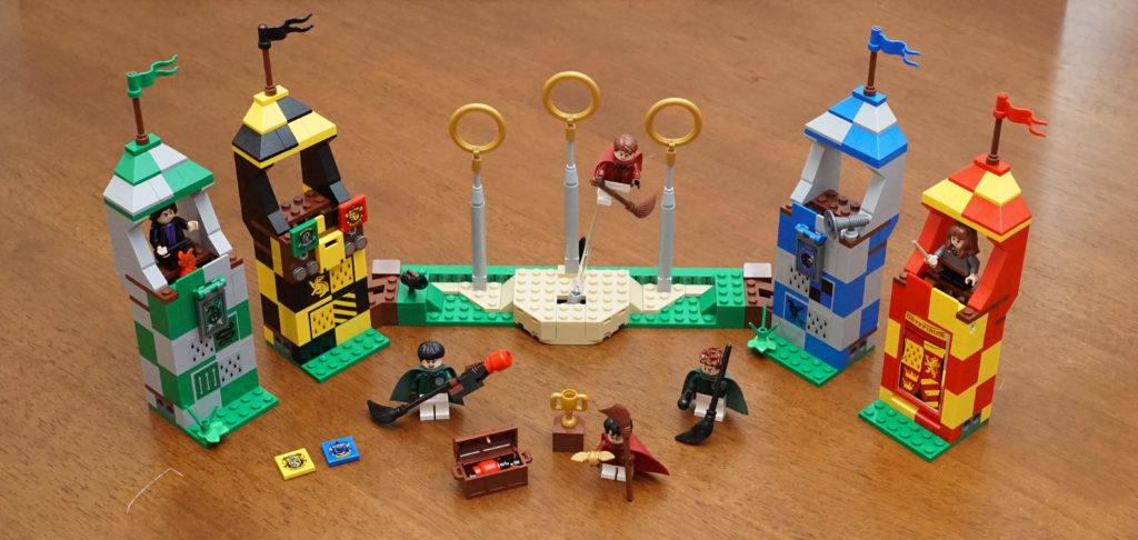 LEGO Harry Potter Quidditch Set