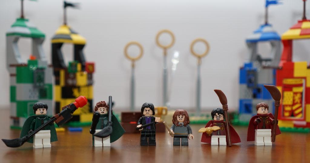 LEGO Harry Potter Quidditch Minifigures