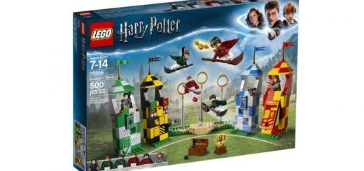 Harry Potter Quidditch Match LEGO Set