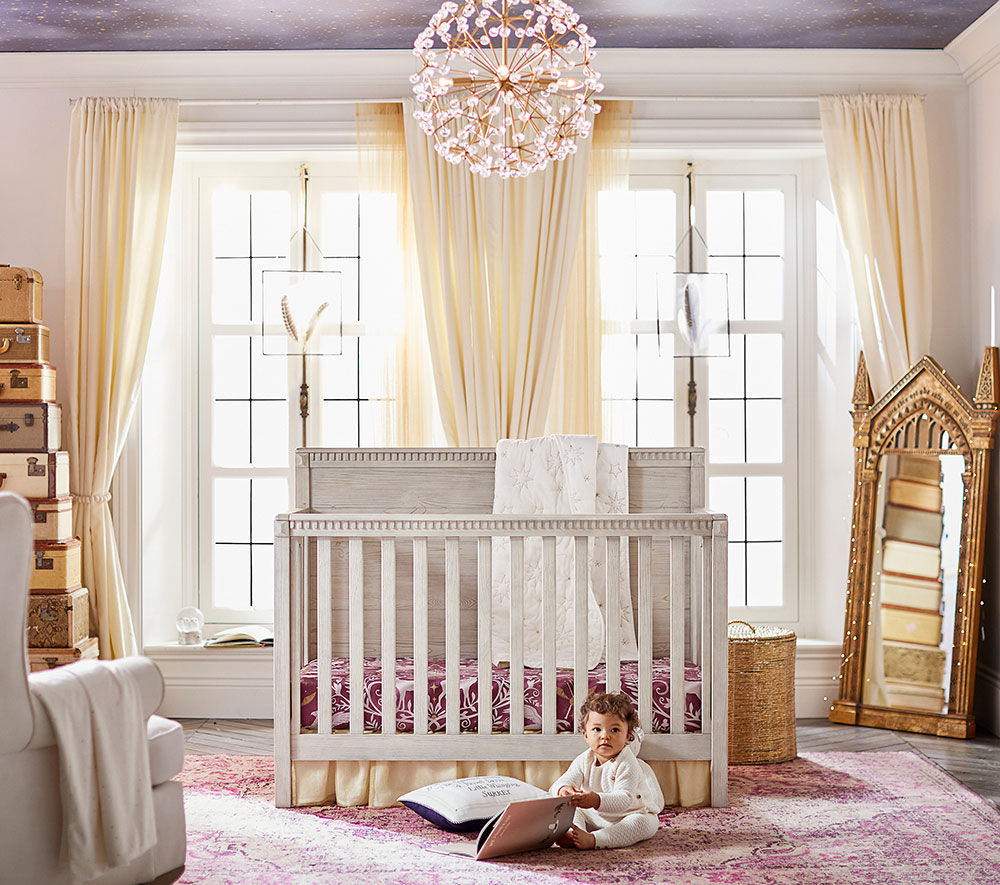 Pottery Barn Kids Hogwarts nursery