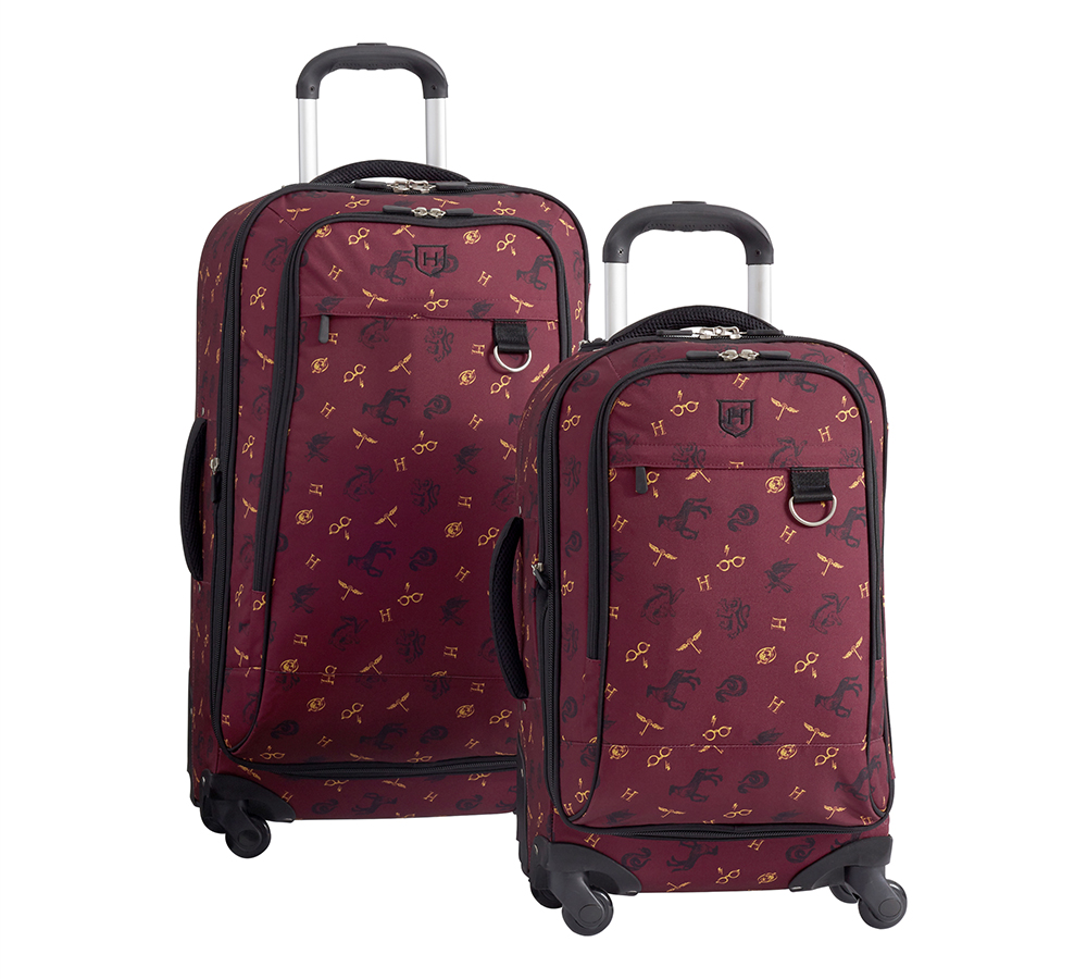 """Harry Potter"" luggage"