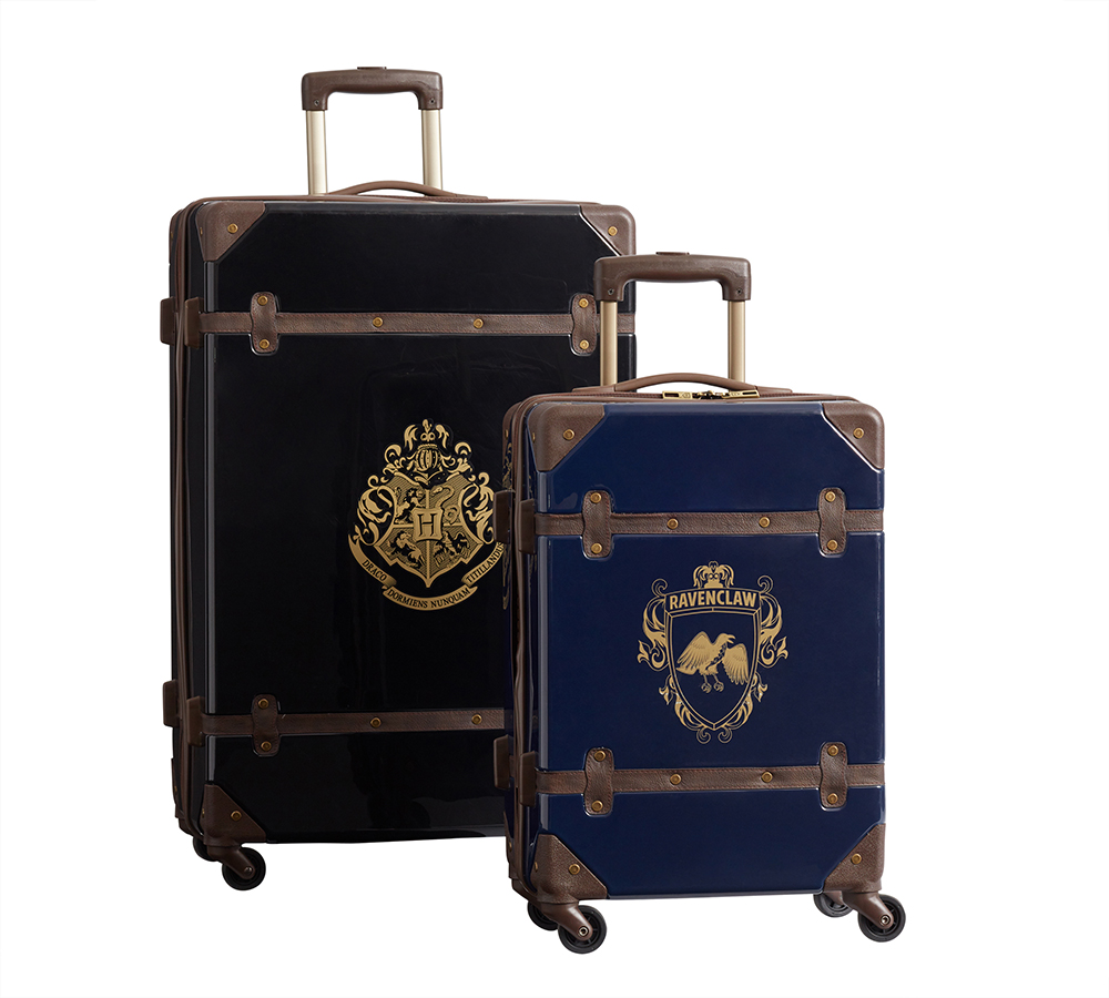 """Harry Potter"" hardside luggage Ravenclaw"