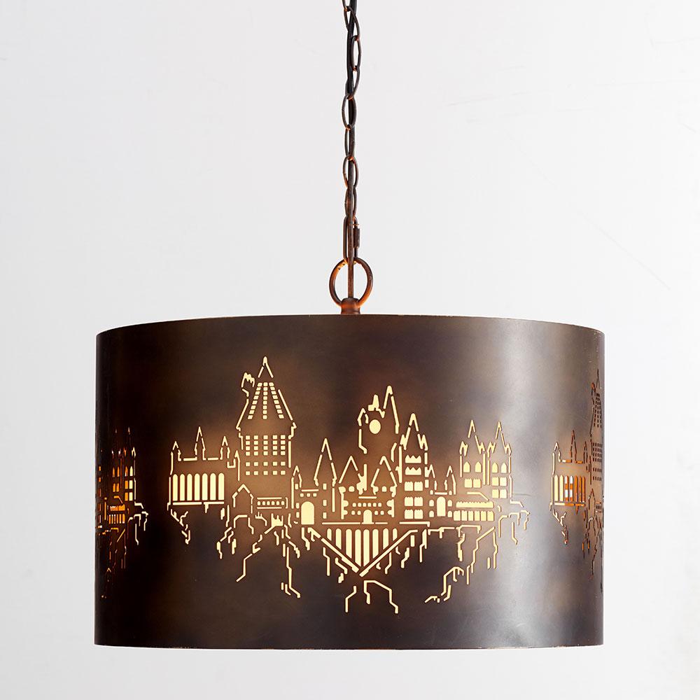 Hogwarts pendant lamp