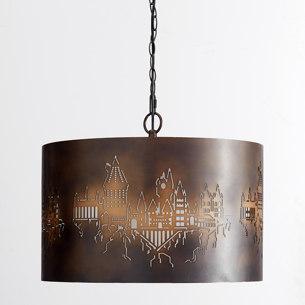 Hogwarts pendant lamp off