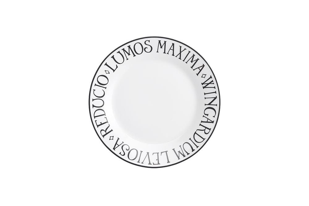 Tidbit plate