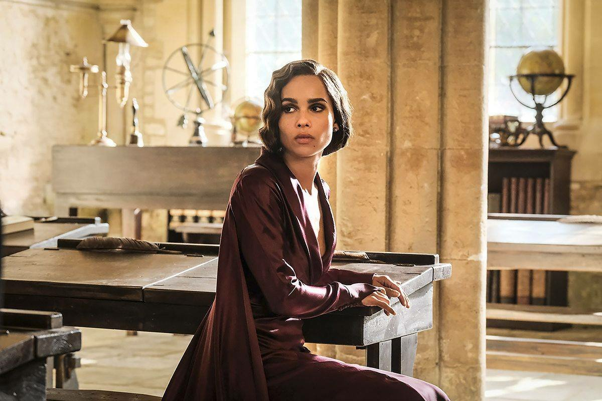 """Fantastic Beasts: The Crimes of Grindelwald"": Leta Lestrange (Zoë Kravitz)"