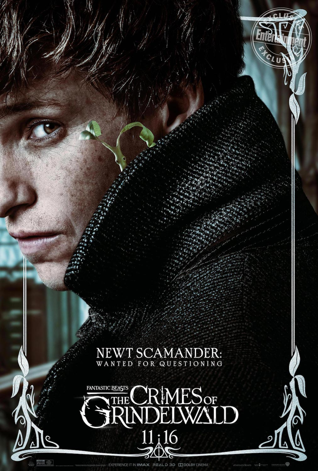 Newt Scamander is once again in trouble with the authorities, but is it beast related? Or something to do with a certain Dark wizard?
