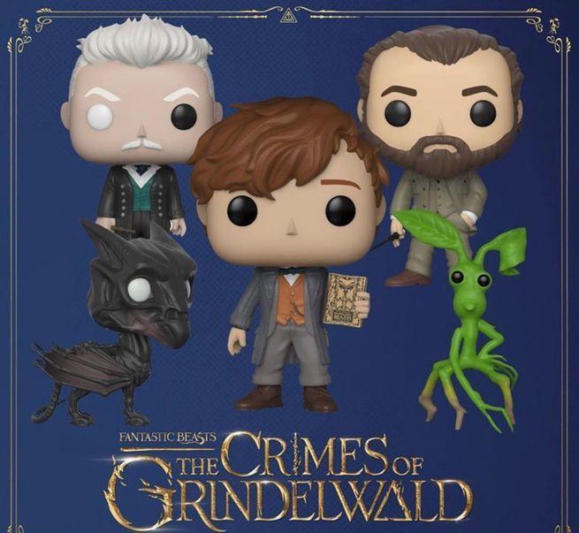 Vinyl--Fantastic Beasts 2: The Crimes of Grindelwald Vinyl Thestral Pop Pop