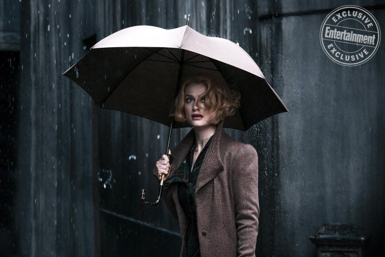 """Fantastic Beasts: The Crimes of Grindelwald"": Queenie Goldstein (Alison Sudol)"