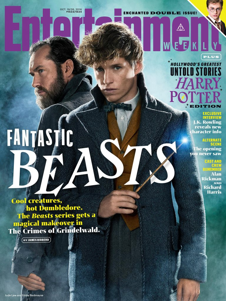 This special edition of EW hits stands this Friday, October 12!