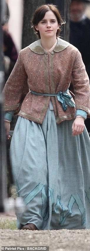Emma Watson as Meg March