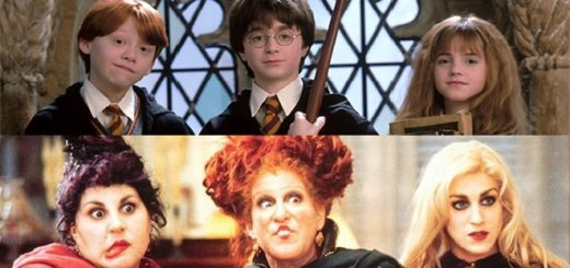 Harry Potter and Hocus Pocus