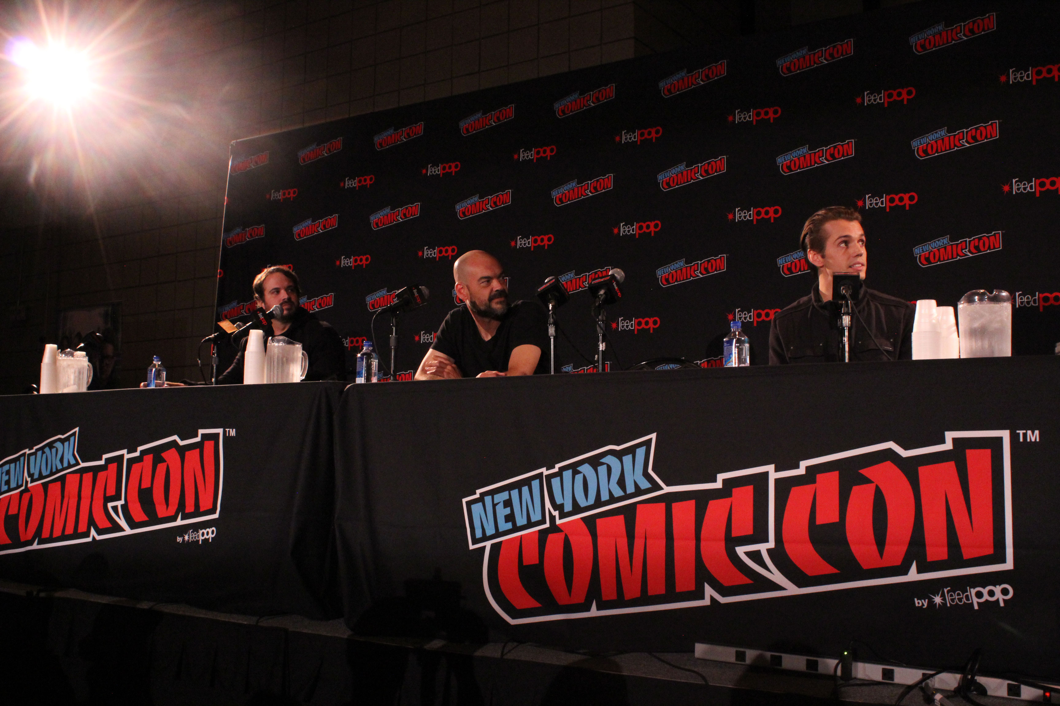 "New York Comic Con (2018) – ""Ghost Adventures"" panel"