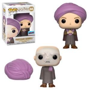 NYCC-exclusive Quirrell Funko