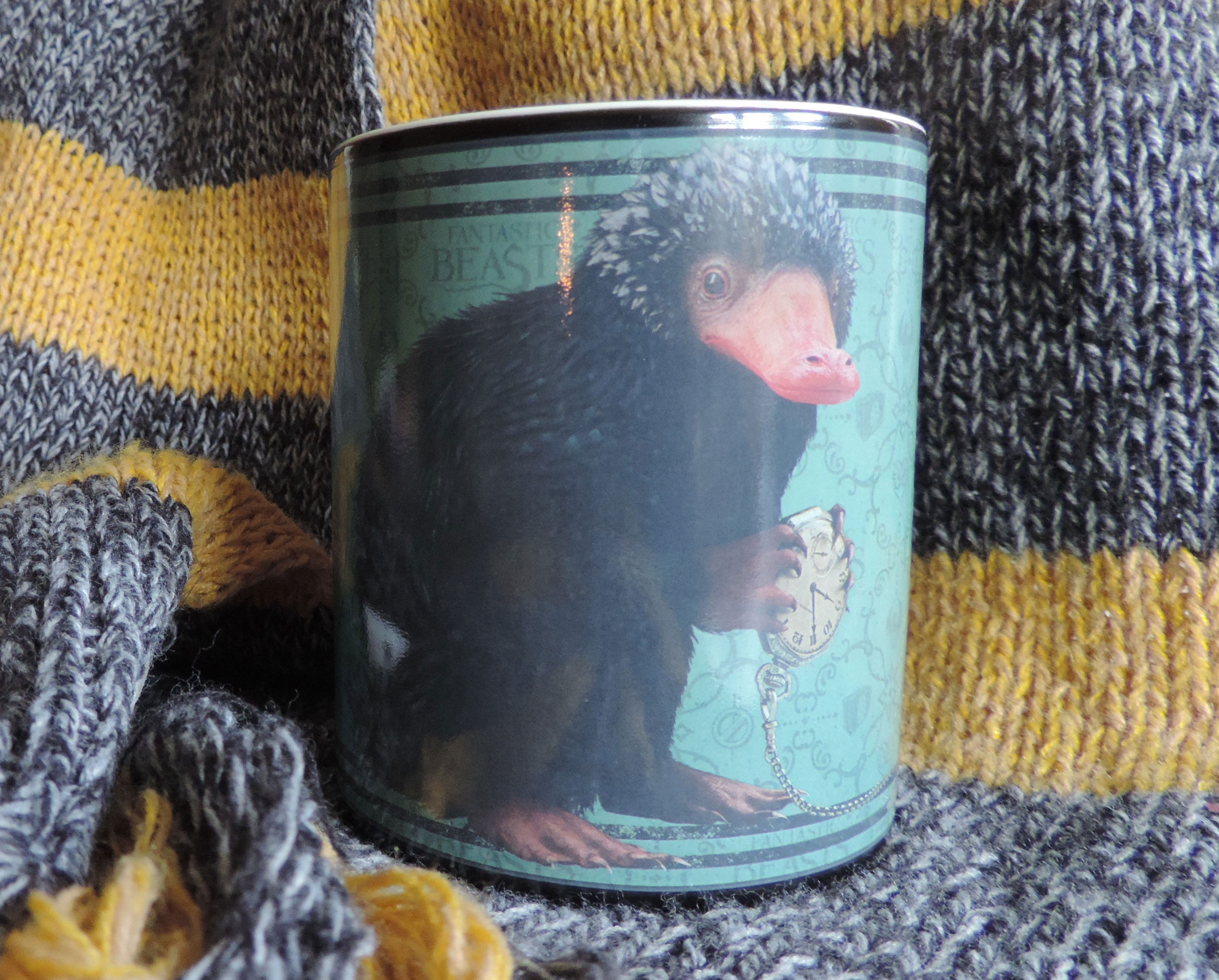 GB Posters Niffler heat changing mug (heated)