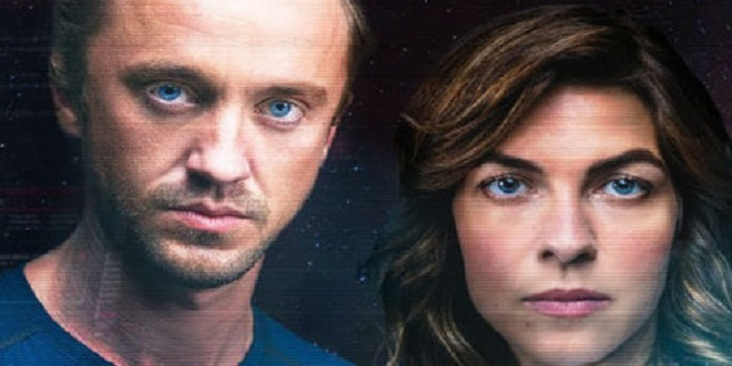 "Tom Felton and Natalia Tena – Promo photo for ""Origin"""