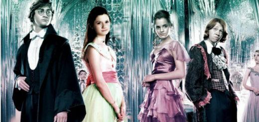 Hogwarts Yule Ball