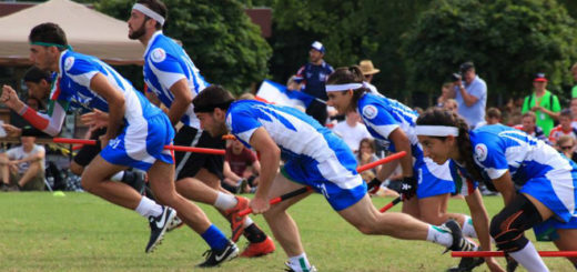 The Starting Six of Italy at the Quidditch World Cup 2016